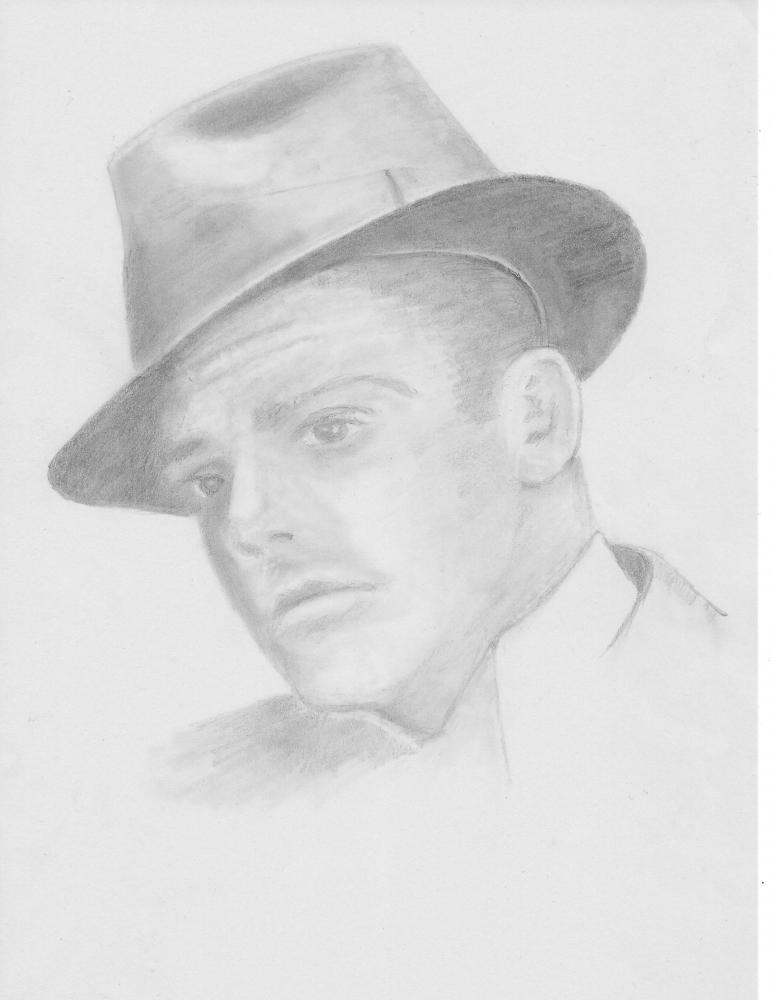 James Cagney by JimmyE